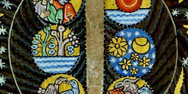 13 Hildegard-Tafel: Metalle