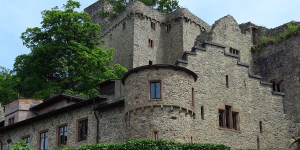 Schloss Hohenbaden.