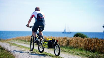 Long Distance Cycling Copenhagen - Hamburg