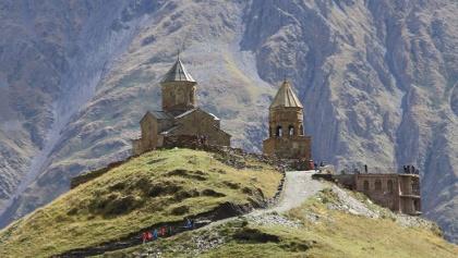 Gregeti Trinity Church