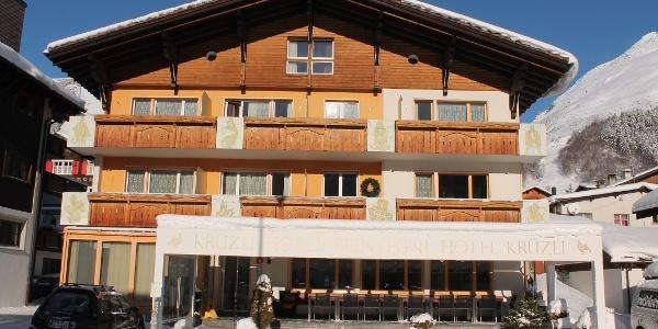 Hotel/Restaurant Krüzli