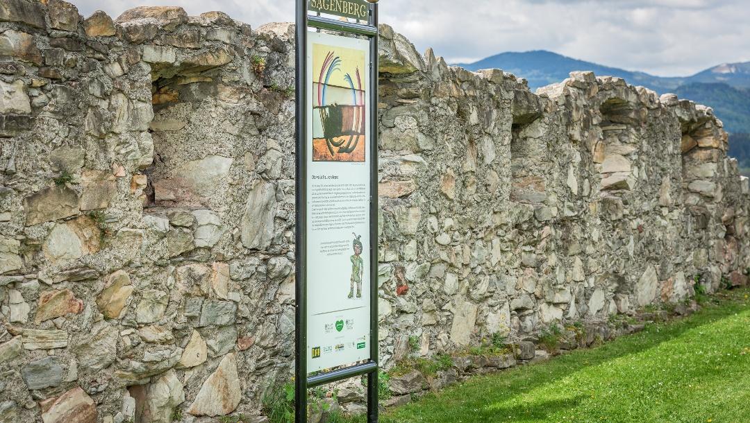 Stadtmauer von Voitsberg