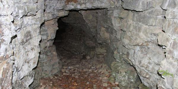 Die Höhle im Rommelstal (9)