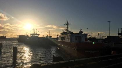 Hafen in Gedser