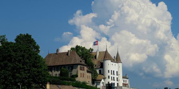 Schloss Nyon.