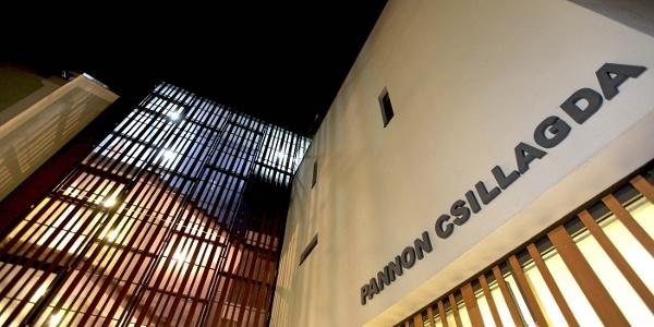 Návštevné centrum Pannon Csillagda