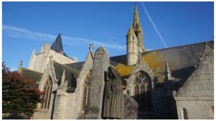 Eglise Sainte-Nonna. Penmarc'h