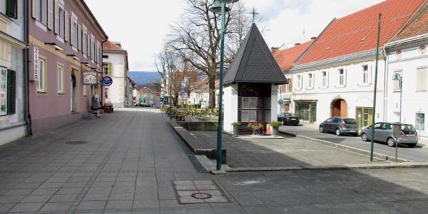 Eibiswald, Oberer Markt
