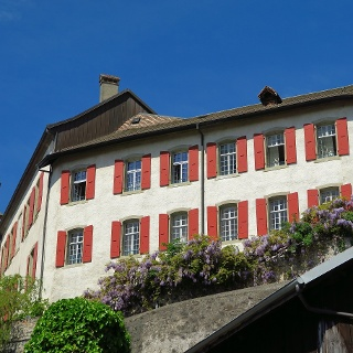 Schloss von Aubonne.