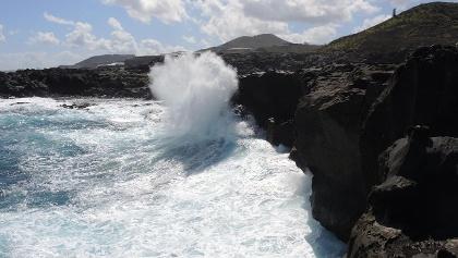 Wilder Ozean
