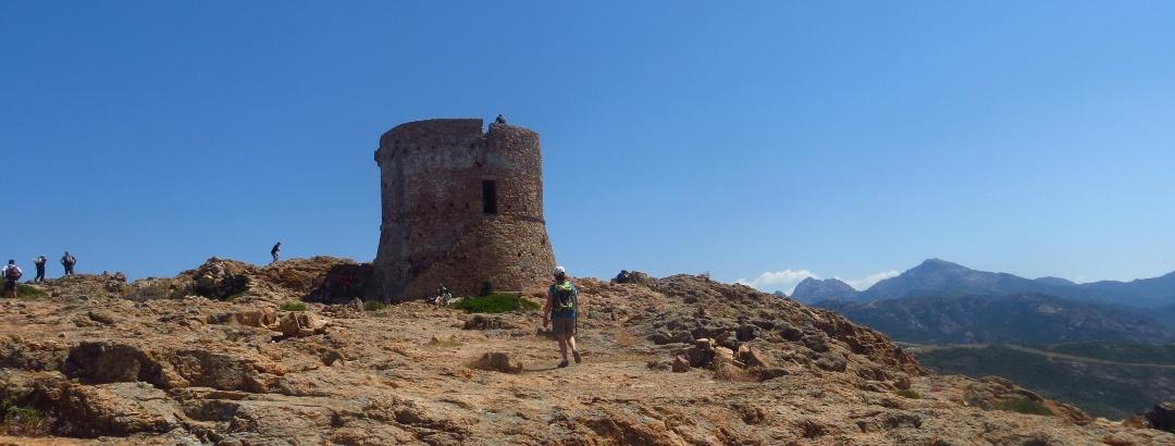 Der Genueserturm auf Korsika