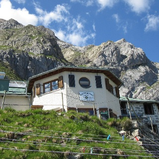 Augsburger Hütte