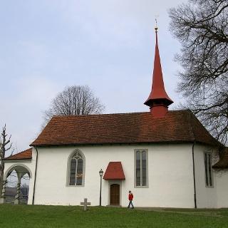 Schlachtkapelle bei Sempach.