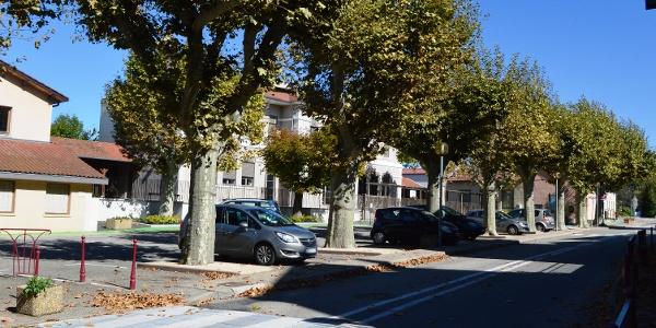 A street in Assieu