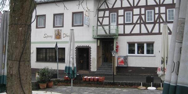 Taverna Dörrebach außen
