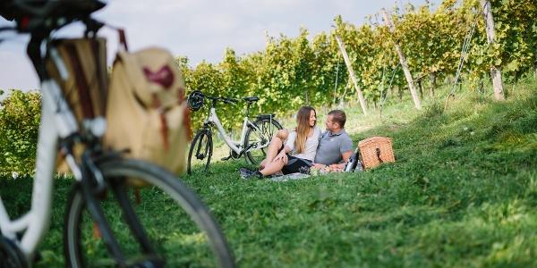 Genussradeln Picknick St. Ruprecht (c) TV St. Ruprecht die mosbachers