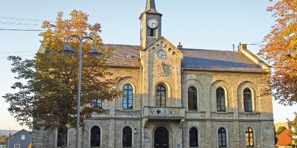 Altes Rathaus Nieder-Ingelheim