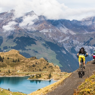 Jochpass-Trail