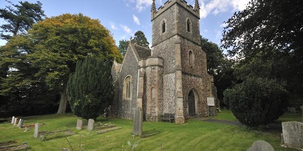 St Adeline's church Little Sodbury