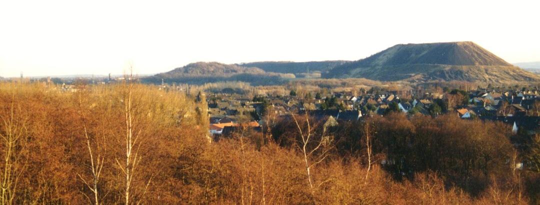 Halde in Herzogenrath