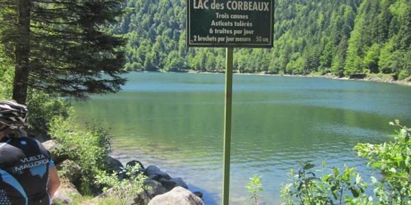 Am Lac des Corbeaux