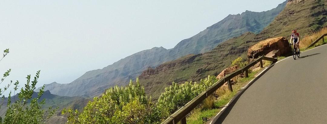 Preciosas vistas  y calles en buen estado en Gran Canaria