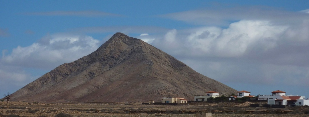 Der Montaña de Tindaya