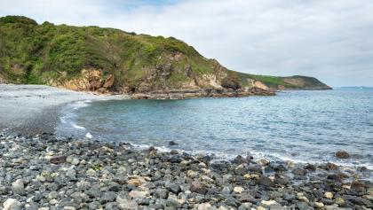 Porthallow Cove