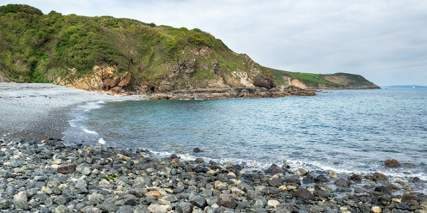 Porthallow Cove