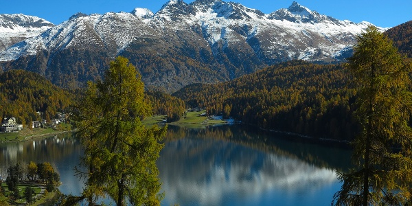 St. Moritzersee.