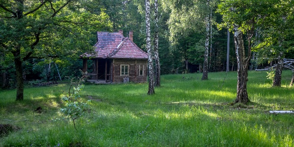 Foresters' lodge at István-kút
