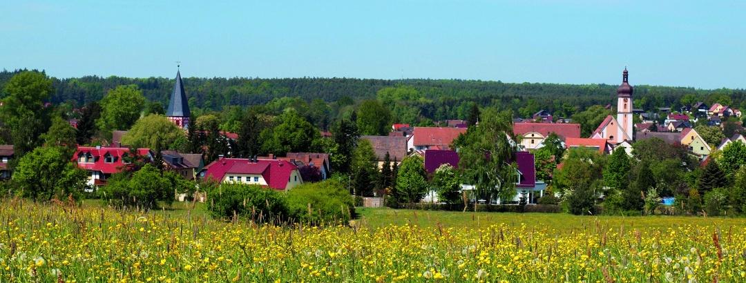 Ortsansicht von Allersberg