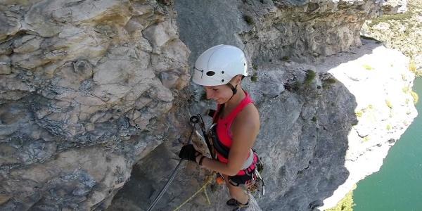 Percorso alpinistico Massimiliano Torti (Strade degli Banditi)