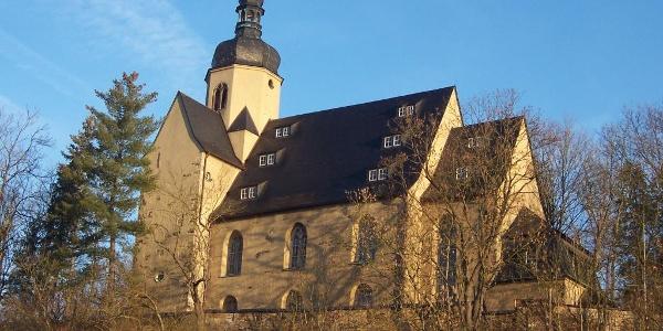 Kirche in Straßberg