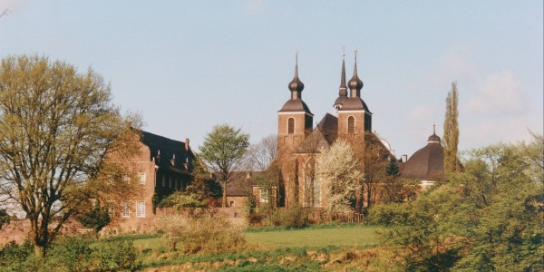 Kloster Kamp und Abteikirche