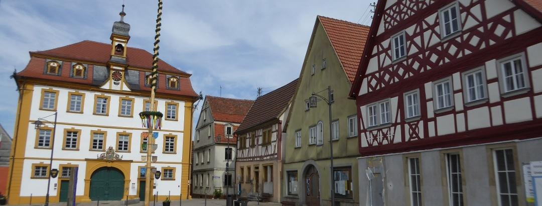 Marktplatz Röttingen