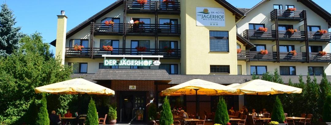 HK Hotel Jägerhof Willebadessen