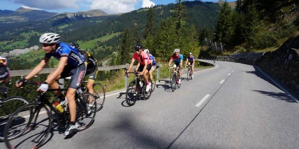 Rad-Bergrennen Chur-Arosa