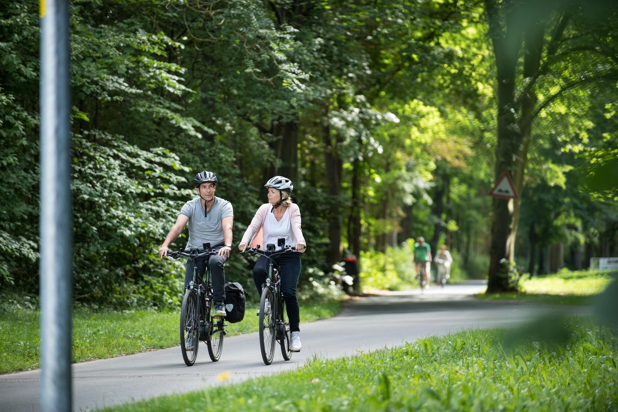 Radfahren Hessen
