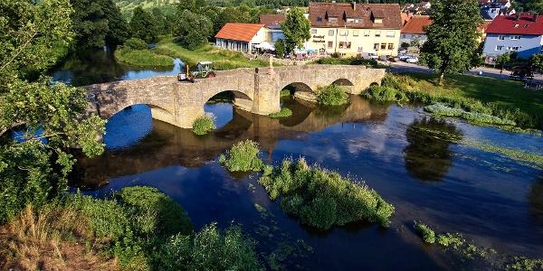 Brücke in Tauberrettersheim