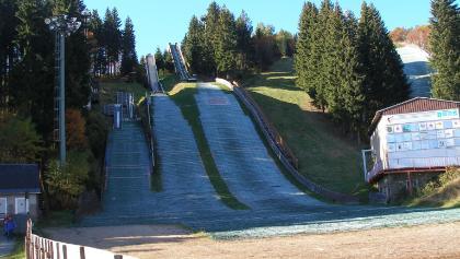 Oberwiesenthaler Schanzen