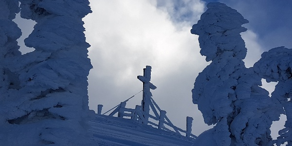 Gipfel Riedbergerhorn