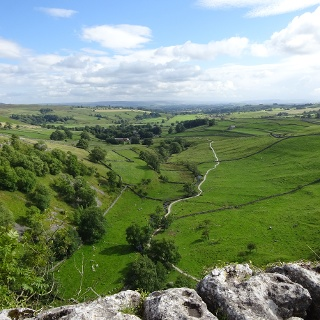Views from Malham Cove