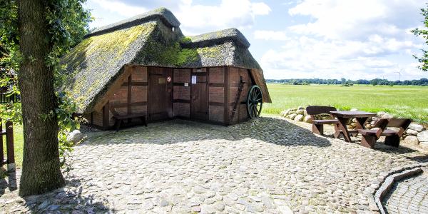 """Freilichtmuseum """"Jan vom Moor und Klappstau"""" in Beverstedt"""