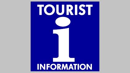 Schild Tourist-Information