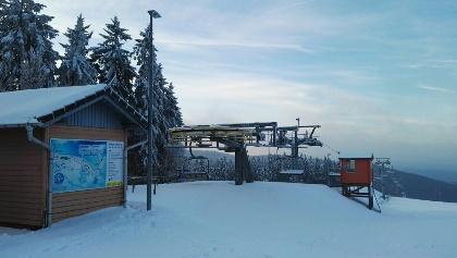 Bergstation Skiwelt Schöneck