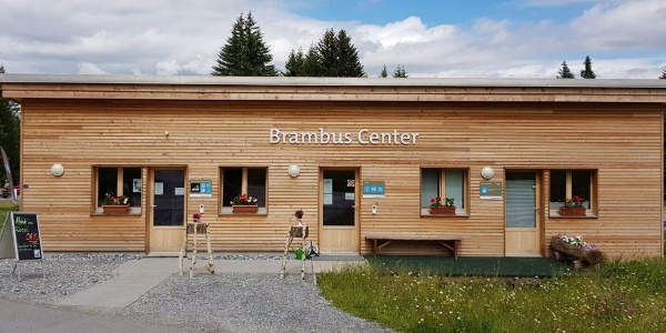 Brambus Center im Sommer