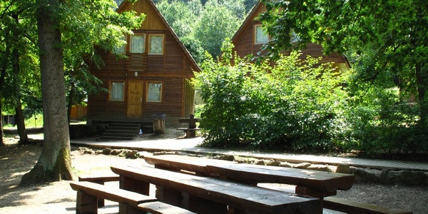 A Madas László Erdészeti Erdei Iskola