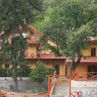 A várkúti turistaház