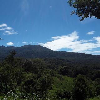 Der Vulkan Mombacho